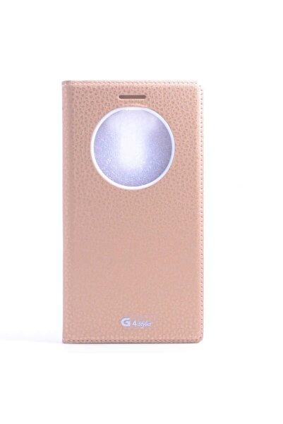 LG G4 Stylus Kılıf Kapaklı Dolce Case