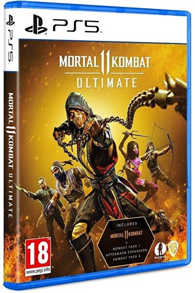Warner Bros Mortal Kombat 11 Ultimate Ps5 Oyun