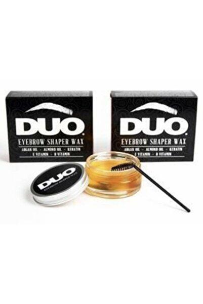 MT Duo Kaş Sabitleyici Ve Şekillendirici Wax 50 ml