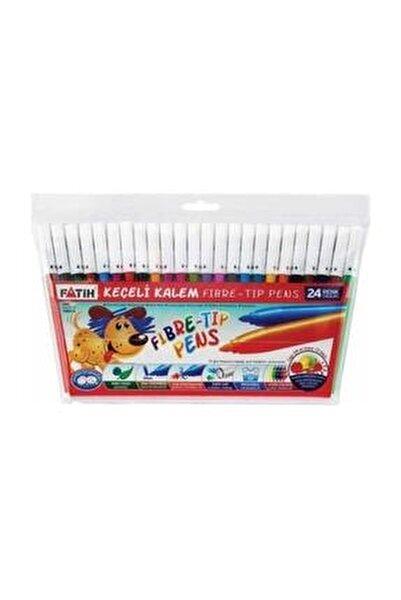 Keçeli Boya Kalemi 24 Renk 34050