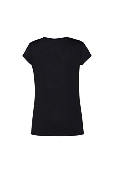 New Balance Logo Tee Siyah Unisex Tişört - Wtt2033-bk