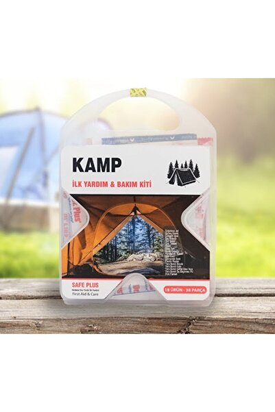Safeplus Kamp Ilk Yardım & Bakım Kiti