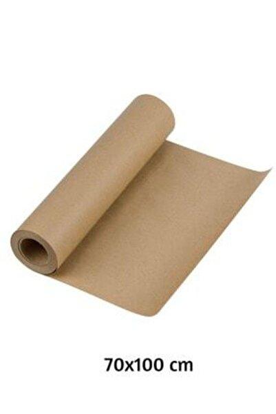 Kraft Kağıt 70x100 Ambalaj Ve Çeyiz Paketleme Kağıdı 10 Adet Kahverengi Kağıdı