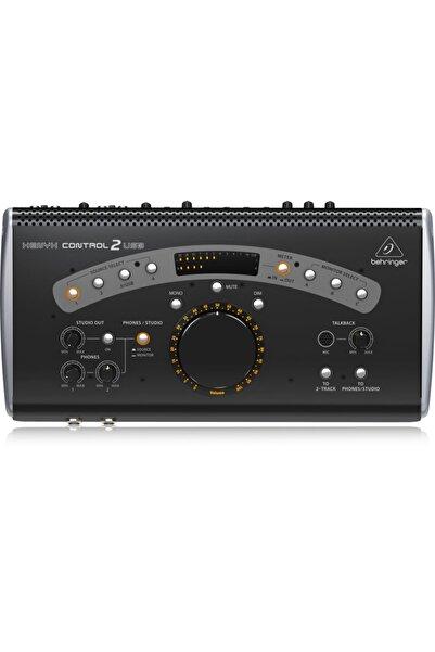 Behringer Control 2 Usb Stüdyo Monitör Kontrol Cihazı