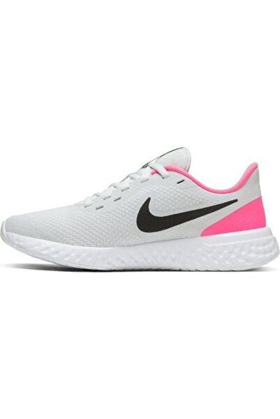 Nike Revolution 5 (Gs) Unisex Pembe Koşu Ayakkabısı Bq5671-010