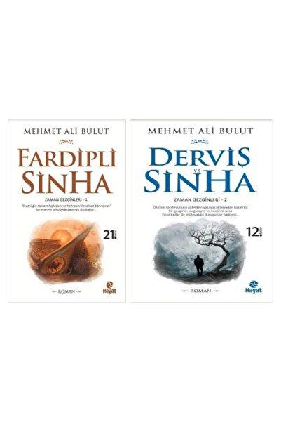 Hayat Yayınları Fardipli Sinha Derviş Ve Sinha Zaman Gezginleri 2 Kitap Mehmet Ali Bulut