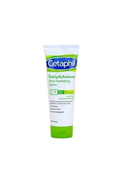 Cetaphil Daily Advance Yüz Ve Vücut Ultra Nemlendirici Losyon 225 G