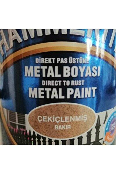 Marshall Bakır Hammerite Metal Ve Çelik Kapı Boyası 0,75lt.