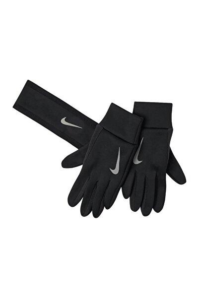 Nike Aksesuar WOMEN'S NIKE RUN THERMAL HEADBAND AND GLOVE SET M/L BLACK/AN