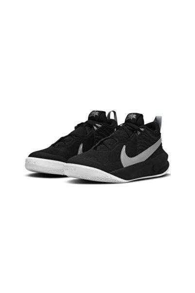 Nike Cw6735-004 Team Hustle D 10 (gs) Çocuk Günlük Spor Ayakkabısı