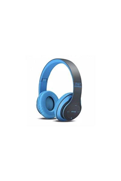 MasterPlus P47 Bluetooth Kulaklık Mp3 Fm Radyo Sd Kart Solo 2 Beats Model Kulaküstü
