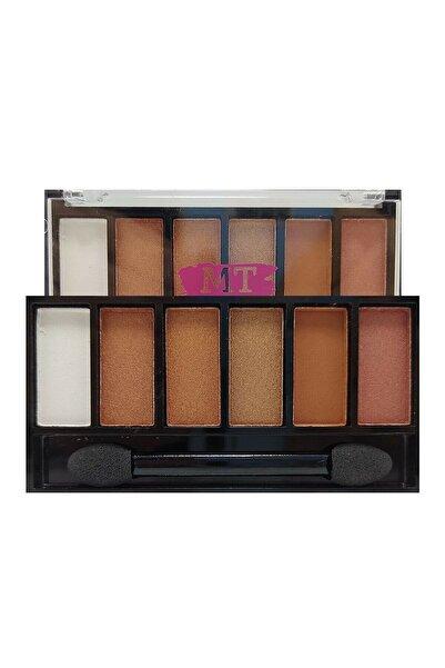 Makeuptime Mt 6 Lı Far Paleti