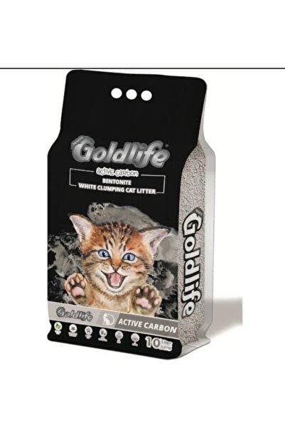 Goldlife Gold Life Active Carbon Kedi Kumu 10 Lt