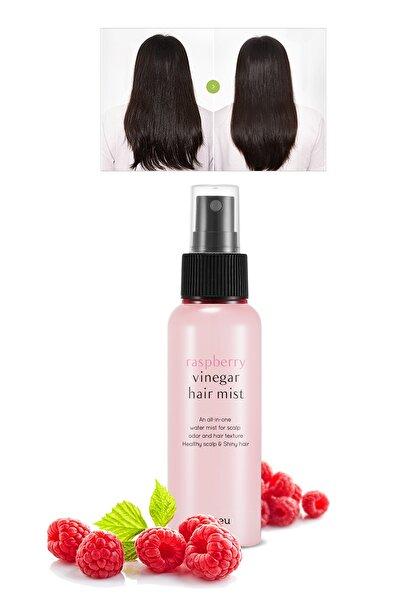 Missha Saçlara Parlak Görünüm Veren Sprey Ahududu Saç Sirkesi 105ml Raspberry Vinegar Hair Mistt
