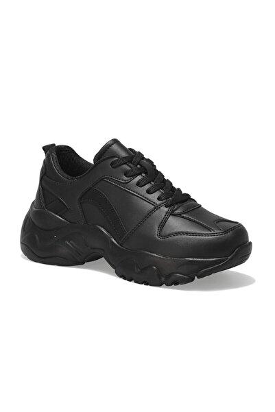 Torex Elenora W 1pr Siyah Kadın Sneaker Ayakkabı