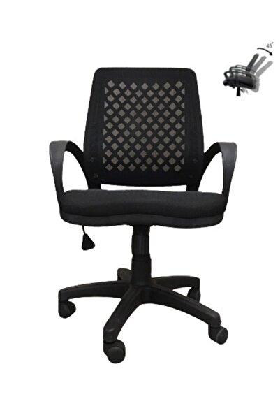 ÜNAL OFFİCE FURNİTURE & DESİNG Ev Ofis Büro Çalışma Sandalyesi Bilgisayar Koltuğu