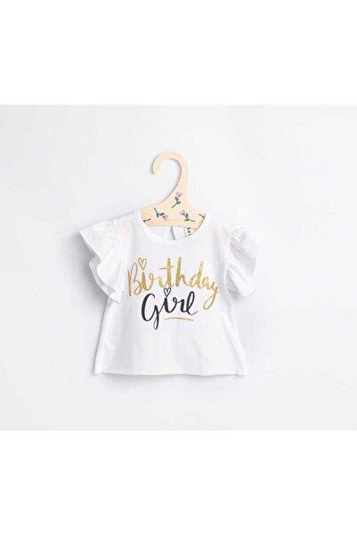 Le Mabelle Birthday Girl Kız Çocuk Tişört