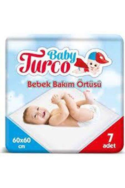 Baby Turco Bebek Bakım Örtüsü