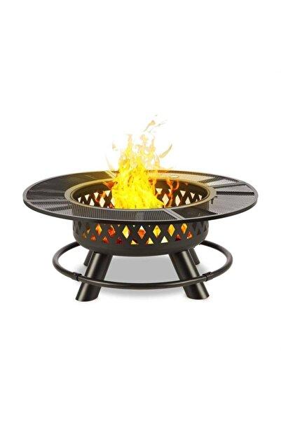 Blumfeldt Rosario Bahçe Şöminesi Ateş Çukuru Mangal Barbekü