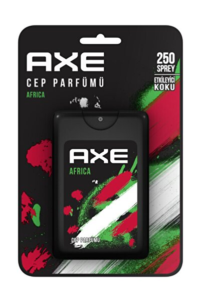 Axe Cep Parfümü Africa 17 ml