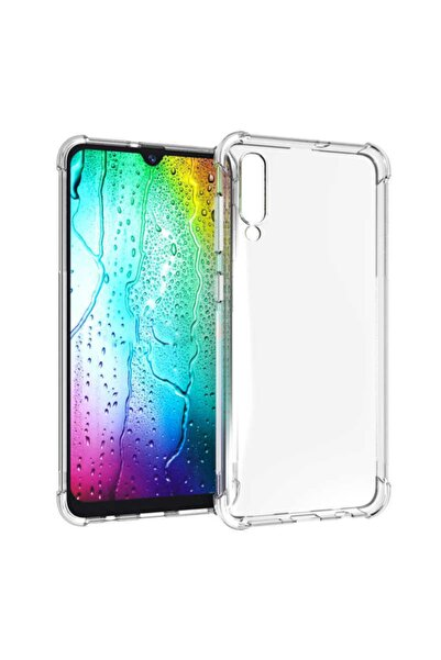 Samsung Galaxy A50 Kılıf Antishock Darbe Koruma Silikon