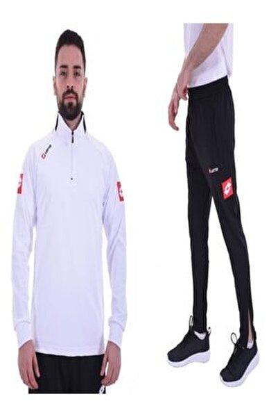 R8923 Horz Antrenman Eşofman Takımı Beyaz