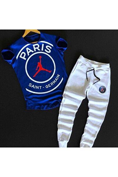 King Leo Paris Saint Germain Logo Baskılı Eşofman Takımı