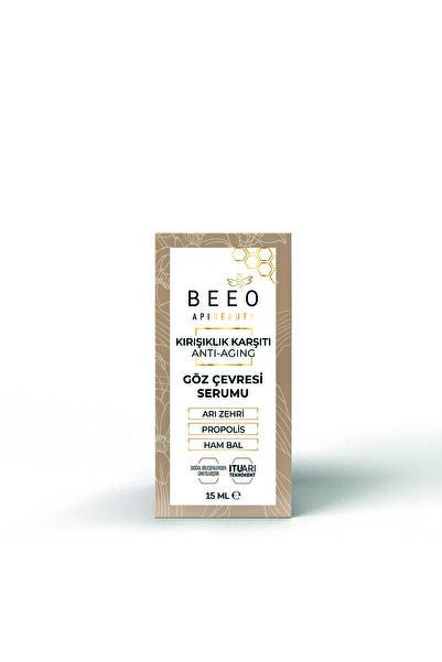 BEE'O Apibeauty Arı Zehirli Propolisli Anti-Aging Göz Çevresi Bakım Serumu 15ml
