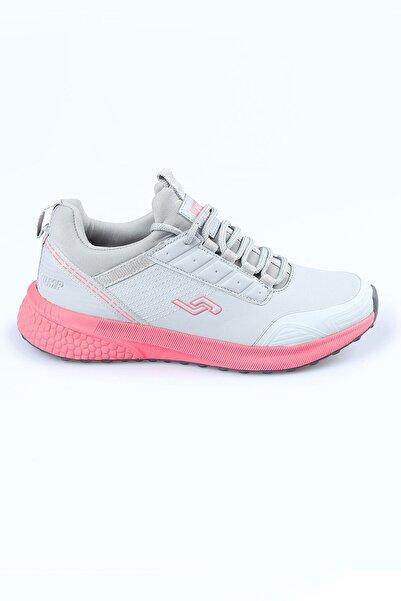 Jump Kadın Gri Spor Ayakkabı