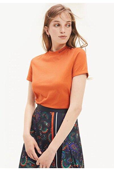 Tommy Hilfiger New Collectıon Spring women's Lola T-shirt Summer 2021