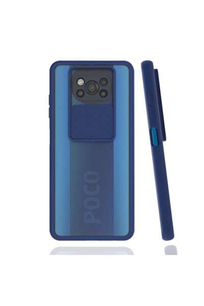 Bilişim Aksesuar Xiaomi Poco X3 Pro - Poco X3 Nfc Uyumlu Kılıf Lensi Kapak