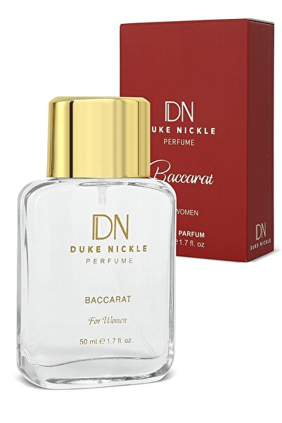Duke Nickle Edp 50 Ml Baccarat Kadın Parfüm Dnbp11003