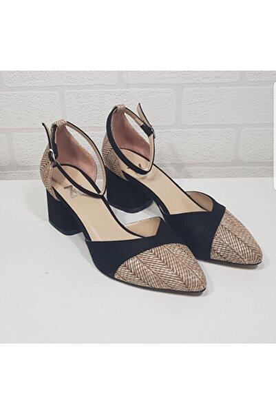 Kaan Zk 3725 Hasır Kadın Ayakkabı