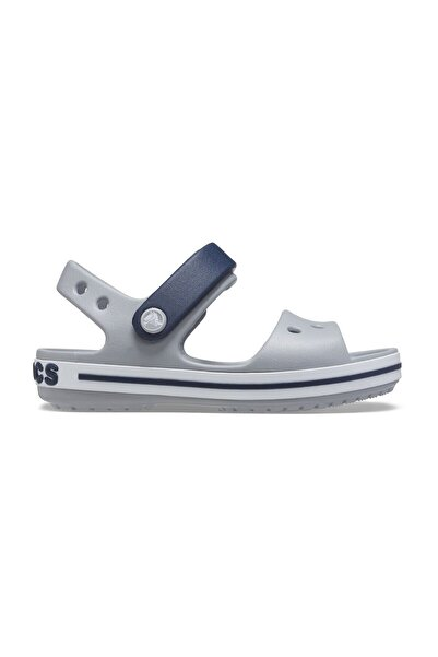 Crocs Crocband Çocuk Sandalet Gri
