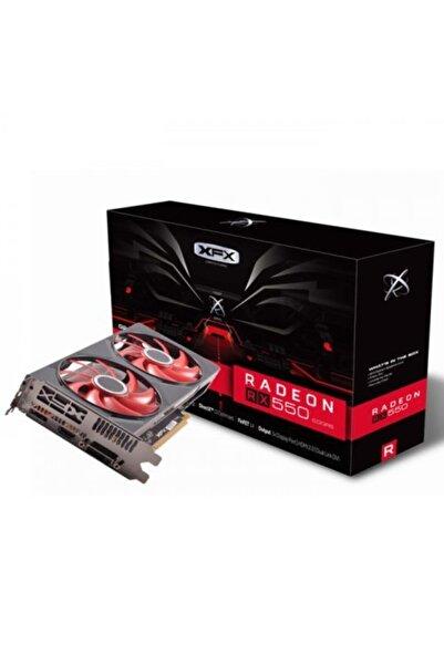 XFX Ekran Kartı 4gb Rx550 Amd 4g Gddr5 128bıt Double Fan Dvı/hdmı/dp Amd Radeon