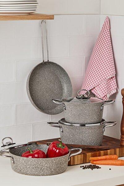 Cookplus by Karaca Biogranit Alfa 7 Parça Set