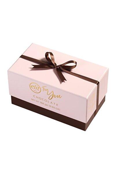 Elit Çikolata For You Hediyelik Çikolata 168g Glutensiz