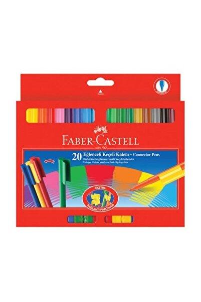 Faber Castell Eğlenceli Keçeli Kalem20 Li