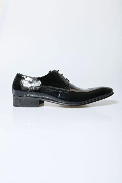Centone Erkek Siyah Klasik Ayakkabı