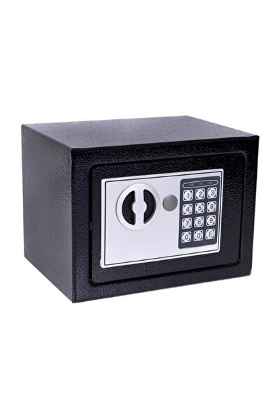 ÜRÜN DİYARI Elektronik Şifreli Ve Anahtarlı Para Kasası 3mm Montaj Ekipmanları