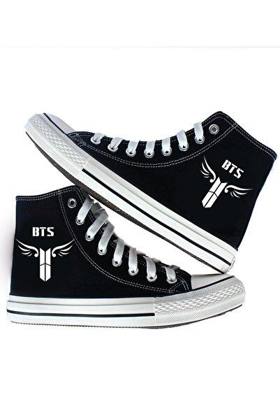 Art's Bts Army Wings Canvas Sneaker Ayakkabı