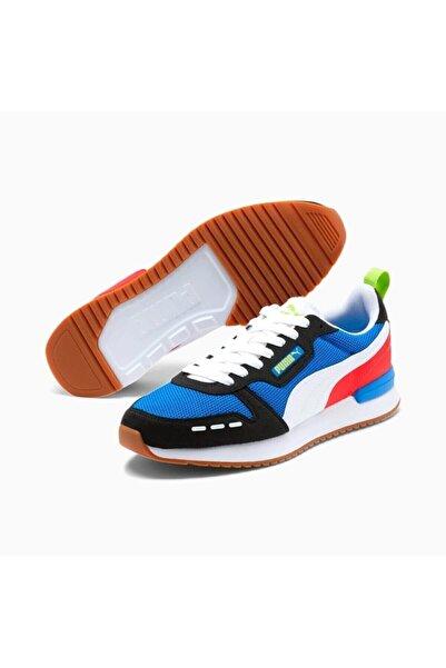 Puma R78 Kadın Günlük Spor Ayakkabı 373117-03 Mavı