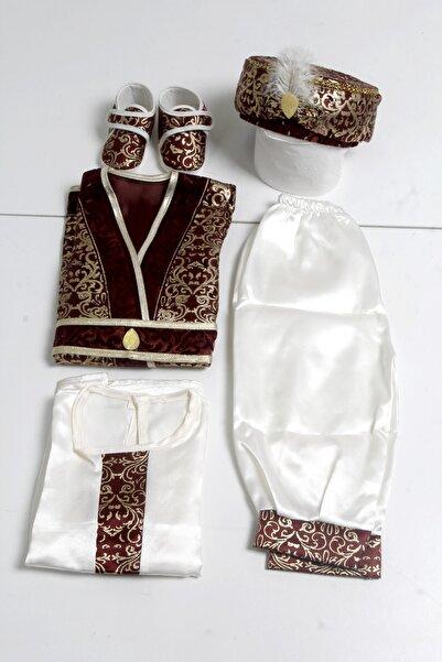 Mileny Erkek Bebek Mevlüt Takımı - Sünnet Kıyafeti