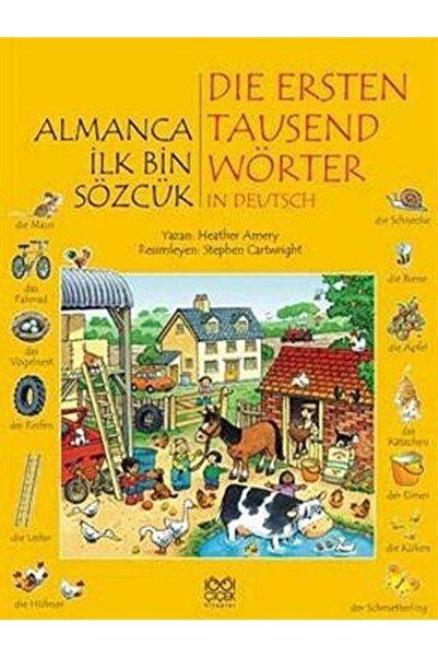 1001 Çiçek Kitaplar Almanca Ilk Bin Sözcük