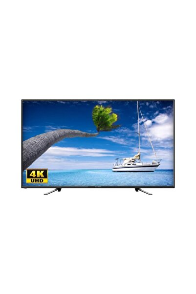 "AWOX B206500S 65"" 165 Ekran Uydu Alıcılı 4K Ultra HD Android Smart LED TV"