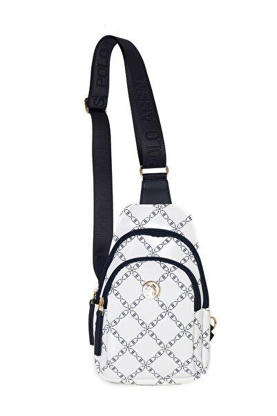 U.S. Polo Assn. Beyaz Kadın Sırt Çantası Us8399