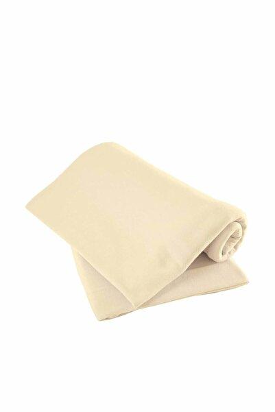 Mamas Papas Mamas & Papas İkili Çarşaf Paketi Cot Bed - Cream Bej /