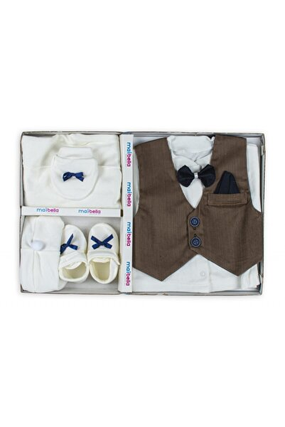 babybella Erkek Bebek Mevlüt Düğün Kıyafeti