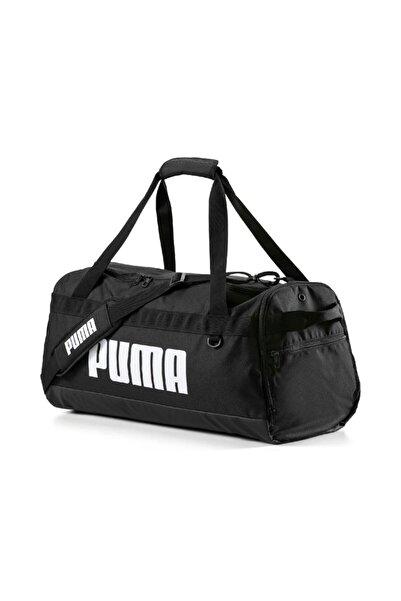 Puma CHALLENGER DUFFEL BA Siyah Kadın Spor Çantası 101085601