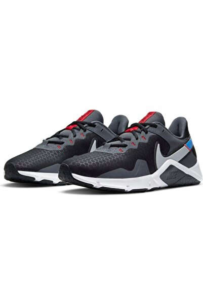 Nike Erkek Legend Essential 2 Siyah Spor Ayakkabı Cq9356-014